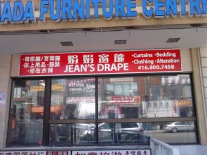 Get Jean's drape before anyone else snags it!